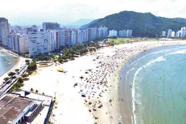 Praia itarare
